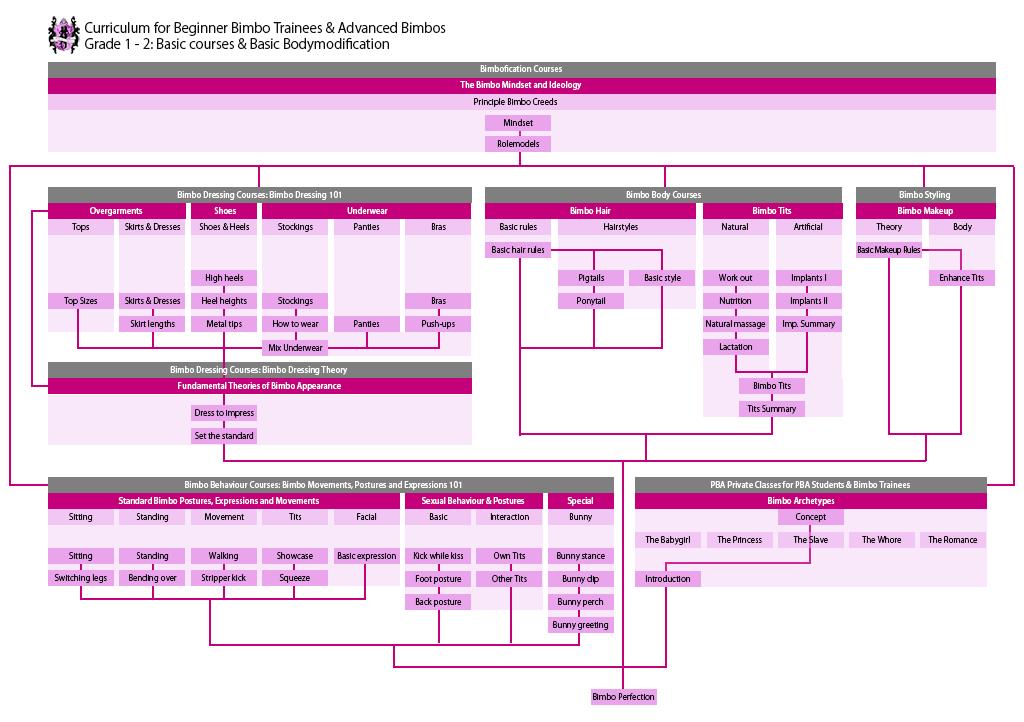 PBA Interactive Curriculum